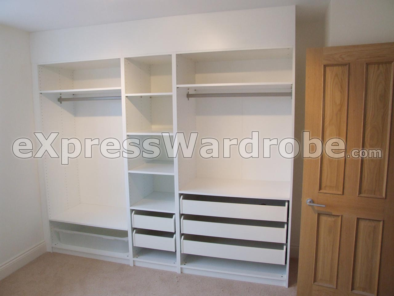 Built In Wardrobe Built In Wardrobes Uk Ikea