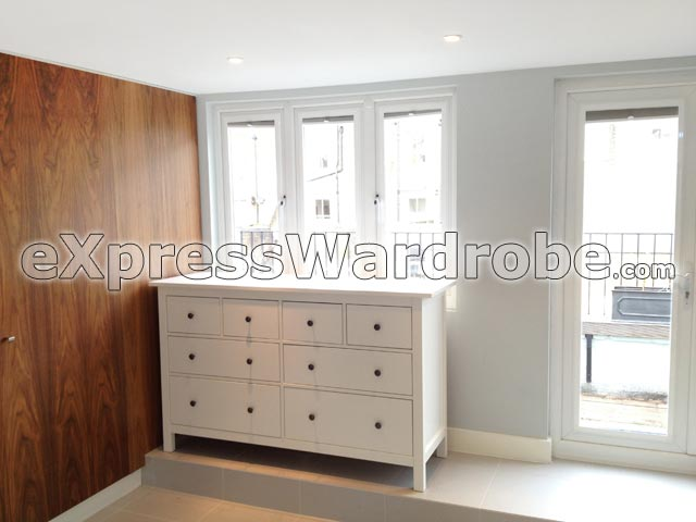 Flatpack Assembly Assembly Instructions Space required to install sliding door wardrobe?