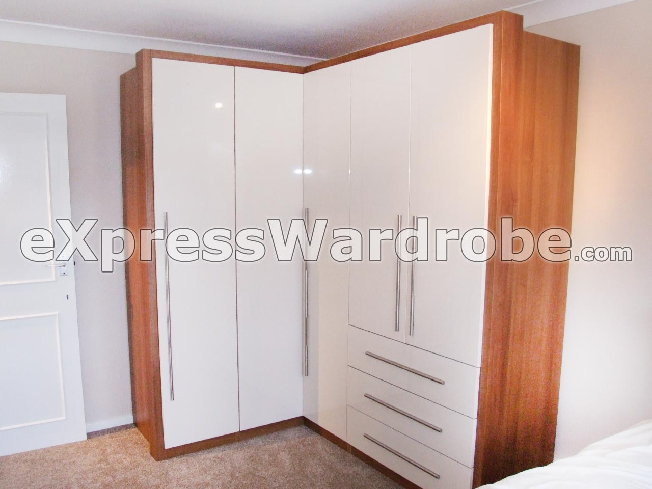 Wardrobes | Flat-pack Wardrobes | Sliding Door Wardrobes | Free ...