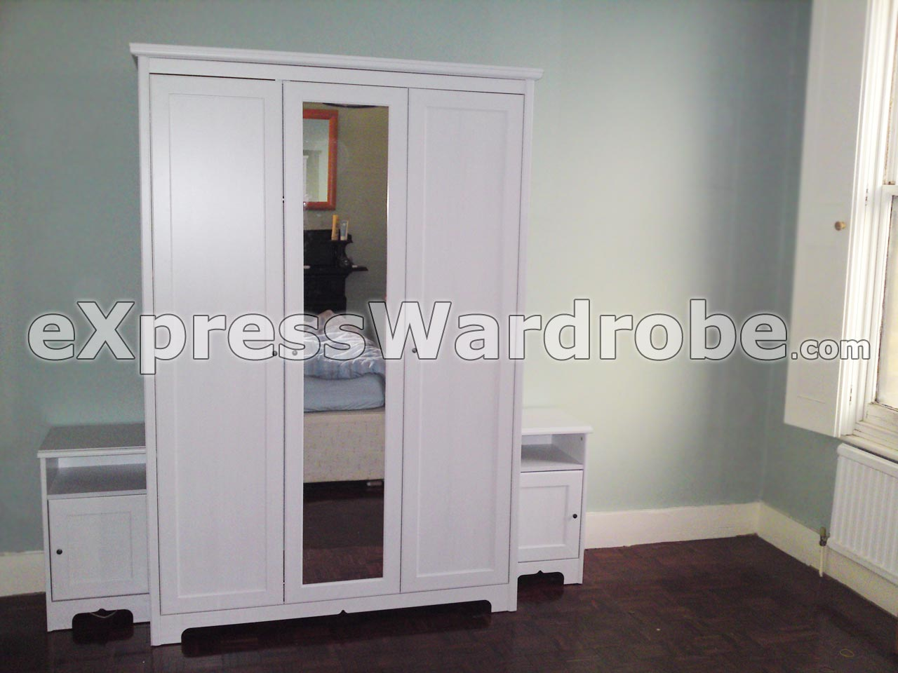 Ikea Galant Open Storage Combination ~ Wardrobes  Flat pack Wardrobes  Sliding Door Wardrobes  Free