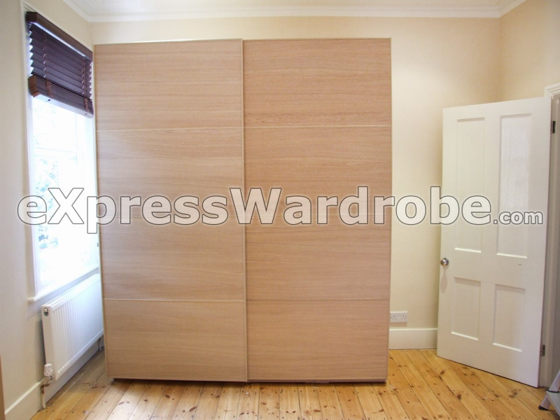 Fitted Wardrobes Sliding Doors Ikea TRANSFORM AN EXISTING
