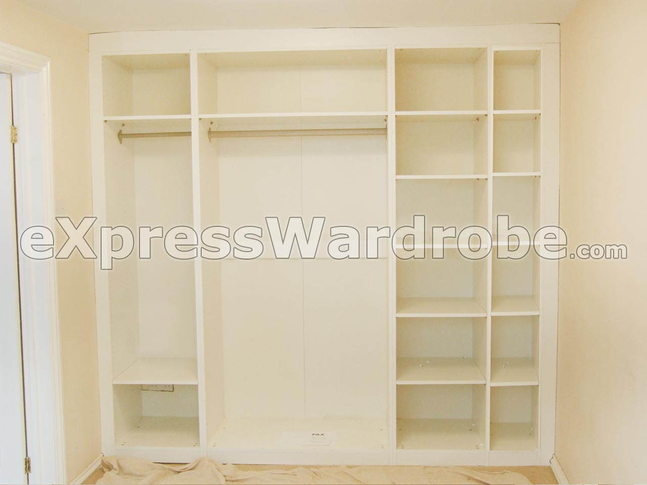 Cheap Fitted Funiture Wardrobe Alterations Fitted Bedroom Furniture Made To Measure